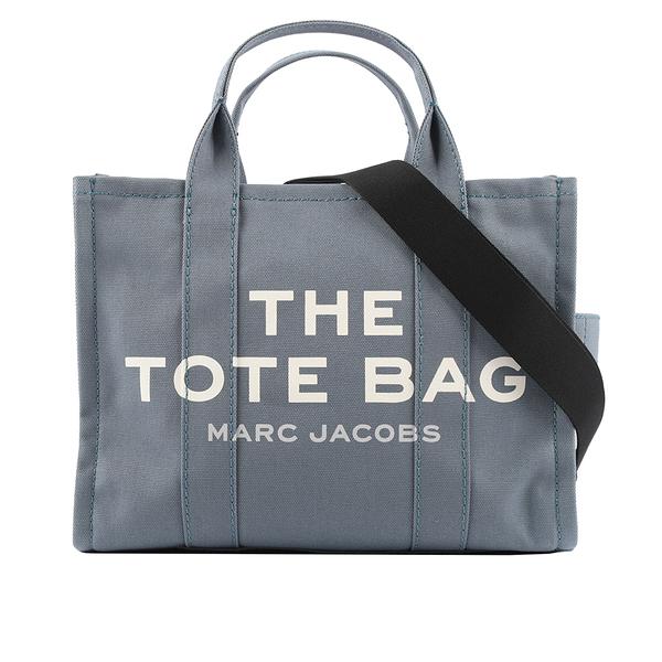 【MARC JACOBS】THE TRAVELER TOTE 二用小款托特包(影子藍) M0016161 481