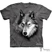 【線上體育】The Mountain 短袖T恤 S號 灰狼 TM-101238.jpg