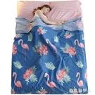 隔臟睡袋成人室內賓館雙人被套便攜式出差旅游床單人純棉 CP160【棉花糖伊人】