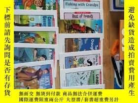 二手書博民逛書店LEVELED罕見BOOK·E:A Week with Grandpa LEVELED BOOK·F:Follow