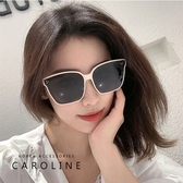 《Caroline》今年度最新網紅款潮流行時尚百搭抗UV太陽眼鏡 72493