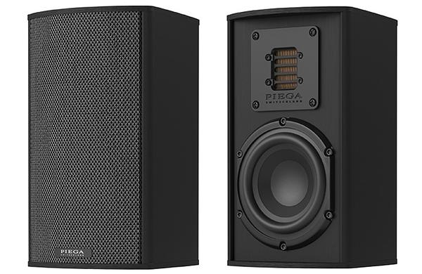 新竹專賣店 名展音響 瑞士PIEGA TMicro 40 AMT 書架型揚聲器/對 黑白兩色