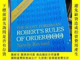 二手書博民逛書店robert s罕見rules of orderY26220 見圖 見圖 出版1981