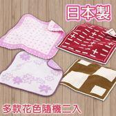 消臭棉手帕2 入25 25CM 寶寶嬰兒口水擦汗巾手巾JOGAN C SSSP 050