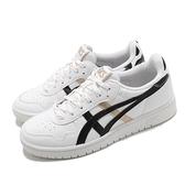 Asics 休閒鞋 Japan S CNY 女鞋 白 黑 金 牛年 新年 板鞋 運動鞋【ACS】 1203A045100