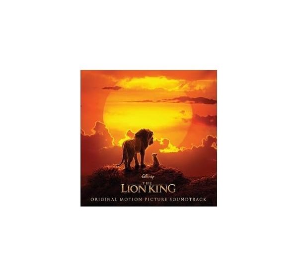 獅子王 台壓版 電影原聲帶 CD OST (購潮8) 4718622313458   10807
