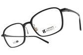 Alphameer 光學眼鏡 AM3905 C83 (深棕) 俏皮方框款 塑鋼眼鏡 # 金橘眼鏡