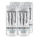 Monster白魔爪超越能量碳酸飲料355MLx4【愛買】