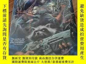 二手書博民逛書店marvel罕見guardians of galaxy omnibus by abnett and Lanning