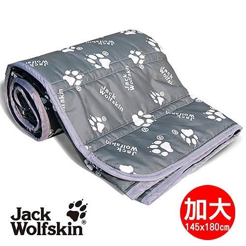 Jack Wolfskin飛狼 銀離子抗菌涼被(加大)