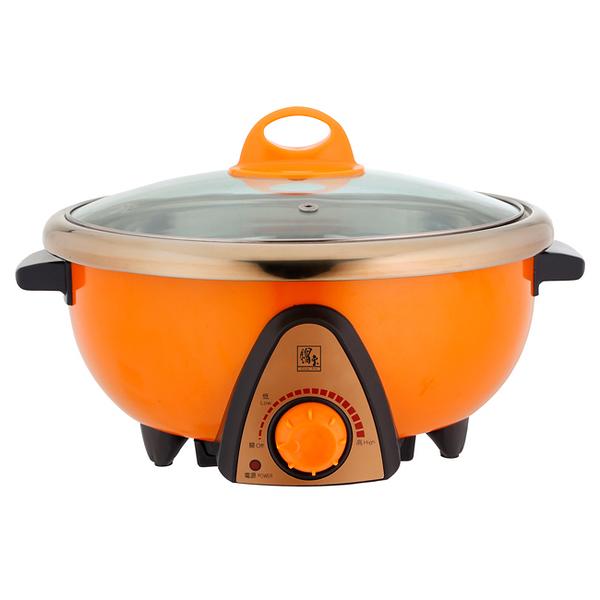 ★鍋寶★ 4L分離式不鏽鋼多功能料理鍋 SEC-420-D