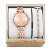 MICHAEL KORS美式優雅手鍊套組腕錶MK4496