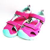 TEVA  兒童運動涼鞋 Hurricane Toe Pro (粉)  綁帶涼鞋 耐磨抗菌 1019402CRASP 【胖媛的店】