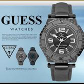 GUESS 時尚魅力休閒腕錶 45mm/GC/男女兼用/BK/防水/X79011G2S 現+排單/免運!