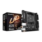 技嘉 AMD A520I AC 超耐久主機板
