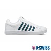 K-SWISS Court Winston時尚運動鞋-男-白/藍