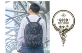 CORRE【CF008】黑迷彩個性後背包