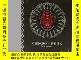 二手書博民逛書店Crimson罕見PeakY410016 Mark Salisbury Insight Editions IS