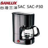 SANLUX SAC-P30 三洋 4人份咖啡機