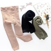 韓國空運純色珊瑚絨加厚褲襪 童襪 褲襪 刷毛襪 珊瑚絨褲襪