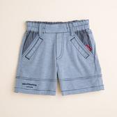 【金安德森】萊卡細橫紋男童短褲