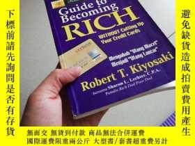 二手書博民逛書店Guide罕見to Becoming Rich Without