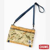 CHUMS 日本 SxN 多用途收納肩背包 自然BB迷彩 CH602405Z097