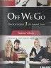 二手書R2YBb《Off We Go 1 Teacher s Book 1CD》