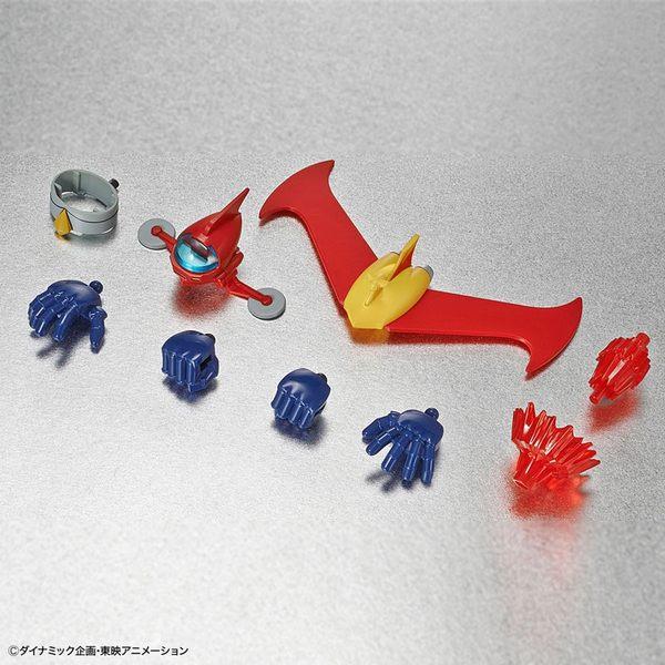 組裝模型 SD CS 無敵鐵金剛 魔神Z 骨架可換 TOYeGO 玩具e哥
