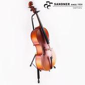 ★展示品出清★法蘭山德 Sandner TC-1 大提琴+大提琴架~4/4僅此一把!門市自取現金價