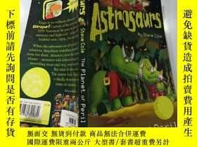 二手書博民逛書店Astrosaurs罕見The Planet of Peril :天龍是危險星球.Y200392