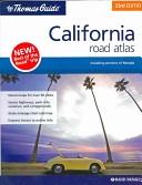 二手書博民逛書店《California Road Atlas: Including Portions of Nevada》 R2Y ISBN:052885853X