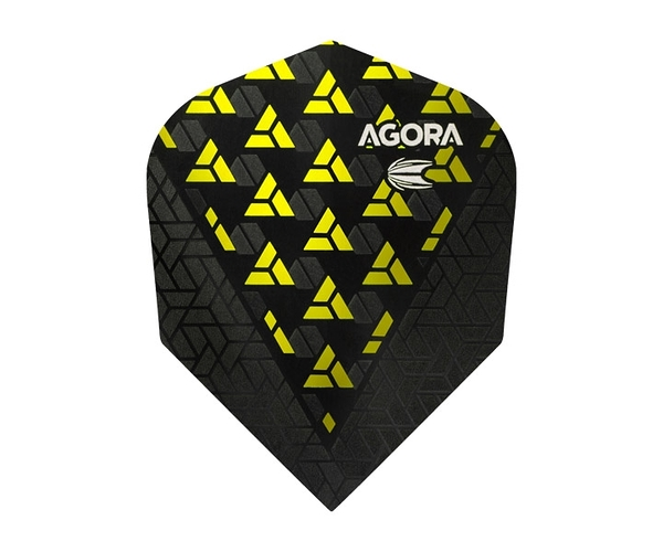 【TARGET】VISION ULTRA GHOST SHAPE AGORA Yellow 332520 鏢翼 DARTS