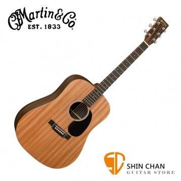 MARTIN DX2AE MACASSAR 可插電單板民謠吉他【墨西哥製造/電木吉他/DX2-AE】