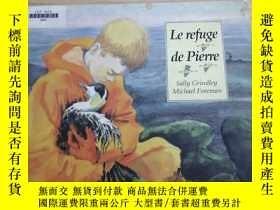 二手書博民逛書店外文原版罕見《Le refuge de pierre》Y163703