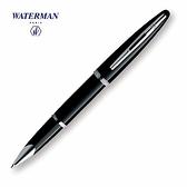 Waterman海洋筆系黑桿白夾鋼珠筆