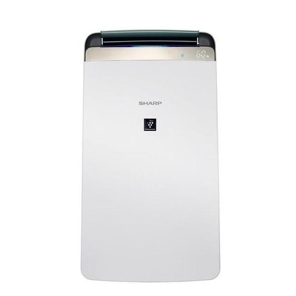 【南紡購物中心】夏普【DW-J10FT-W】10L 自動除菌離子空氣清淨除濕機