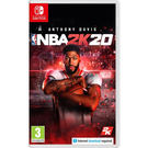 【預購NS】任天堂 Switch NBA 2K20 美國職業籃球 2020《中文版》