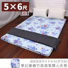 學生床墊  雙人床墊 日式床墊《5尺夢幻...