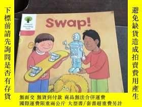 二手書博民逛書店罕見SWAP!交換!Y384707