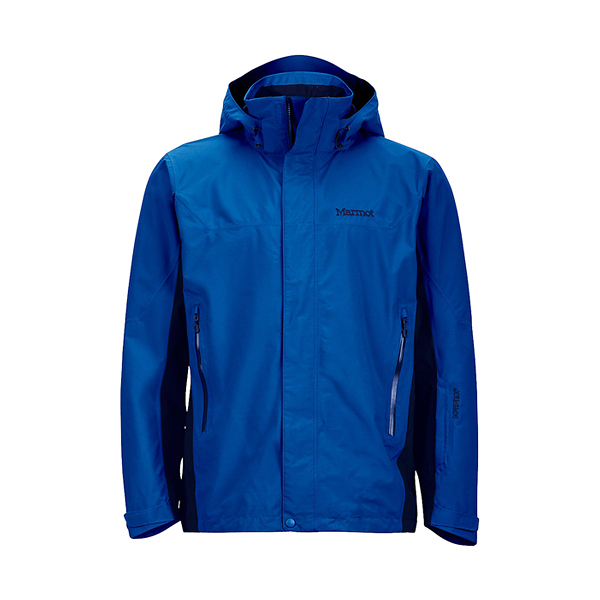 [Marmot] Palisades GTX (男) 防水+羽絨兩件式外套 北海藍 (M31110-3901)