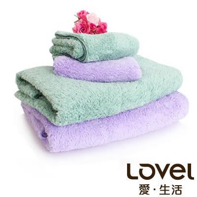 里和Riho LOVEL 3M專利柔棉極吸超細纖維絨毛毛巾 76x32cm 2色可選 MIT台灣製造