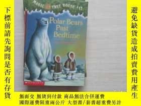 二手書博民逛書店Magic罕見Tree House #12:Polar Bear