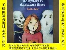 二手書博民逛書店Cam罕見Jansen 13 And The Mystery At The Haunted House (Cam