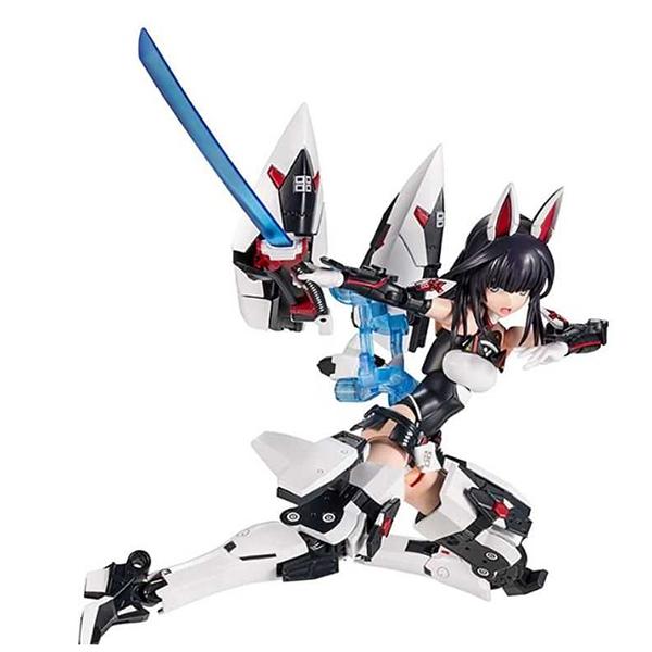 KOTOBUKIYA 壽屋 Megami Device 女神裝置 X Alice gear aegis 吾妻楓 組裝模型