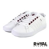 K-swiss Court Casper 白色 皮質 運動休閒鞋 女款 NO.J0656【新竹皇家 96975-101】