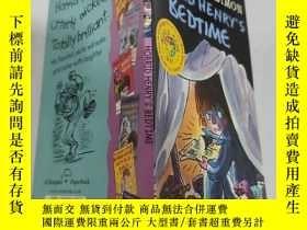 二手書博民逛書店horrid罕見Henry s bedtime 可怕的亨利睡覺時間..Y200392