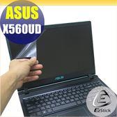 【Ezstick】ASUS X560 X560UD 靜電式筆電LCD液晶螢幕貼 (可選鏡面或霧面)