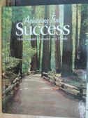 【書寶二手書T2/勵志_WGF】Achieving True Success