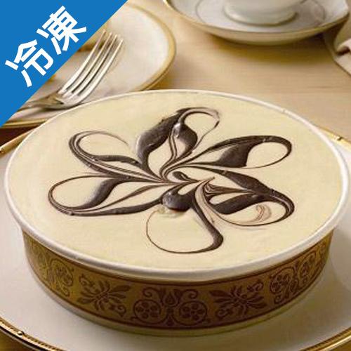 淡雅風味6吋原味重乳酪蛋糕/盒【愛買冷凍】